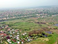 Бывшие каменоломни между Титово и Нижнее Мячково