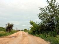 Отремонтировання дорога в Титово