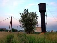 Водокачка в Титово для водопровода длиной 1000 метров