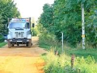Уборка мусора в деревне Титово - ООО