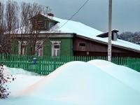 Дом в Титово. Зима 2012.