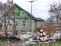 Дом в Титово в ноябре 2011