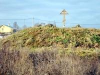 Поклонный крест в Титово