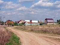 Въезд в Титово со стороны Андреевского
