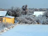 Титово зимой