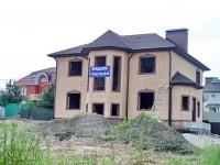 Недостроенный дом на продажу - июнь 2013