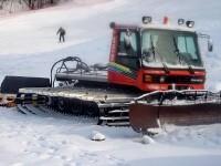 Ратрак горнолыжного центра Боровской Курган