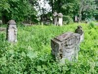 Старинное зеленослободское церковное кладбище
