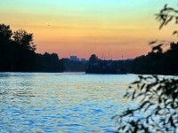 Москва-река у Верхнего Мячково