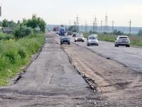 Володарское шоссе возле Еганово