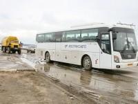Автобус Мострансавто и техническая помощь на Володарском шоссе