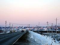 Дорога в Нижнее Мячково