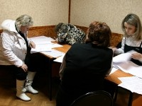 Работа со списками избирателей