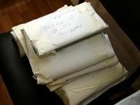 Упакованные бюллетени за Думу