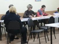 Идет подсчет голосов, поданных за депутатов сельского поселения Чулковское