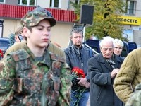 Глава совета ветеранов г. Лыткарино Багдасарян Айказ Багратович  - сотни уроженцев деревень на месте которых теперь город Лыткарино де сих пор числятся пропавшими без вести