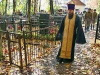 Путь к родовому захоронению Грошковых в Лыткарино