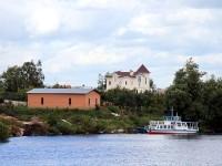 Деревня Заозерье - причал