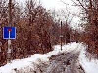 Тупиковая улица