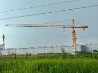 Началась стройка нового цеха завода Пилкингтон - июнь 2013