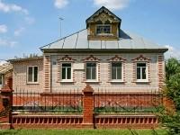 Дом бегунов братьев Знаменских в селе Зеленая Слобода