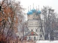 Старая церковь в Зеленой Слободе