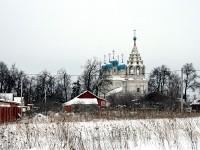 Храм в Зеленой Слободе