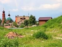 Вид с площадки ЖК Константиново