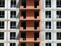 Фасад дома второй очереди