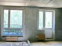 Квартиры сдаются без перегородок