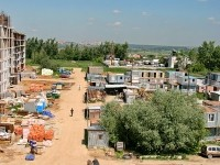 Строительный городок Ново-Молоково