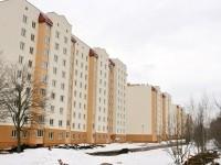 Два дома третьей очереди Ольховки