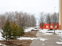 Благоустройство в Ольховке