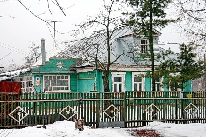 Дом номер один в Жуково