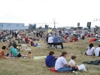 Авиационный праздник 12 августа посетили более 100 тыс. человек