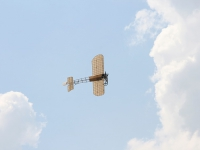 Старейший самолет в программе показательных выступлений