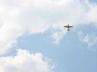 Небо Девушка Самолет. Выступление чемпионки мира по пилотажу на самолете СУ-31