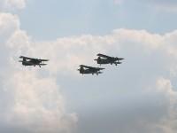 Пролет группы самолетов Ан-2