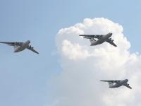 Групповой пролет Ил-76