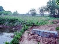 Запруда на задах деревни Андреевское