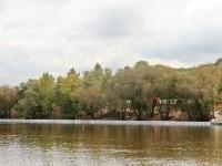 По руслу Москва-реки проведено берегоукрепление