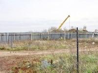 Незаконная застройка берега Москва-реки