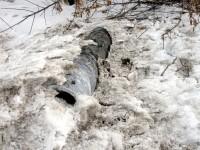 Брошенная труба - 30 марта