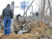 Гастарбайтеры копают канавы - 7 апреля