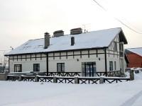 Твинхаус - два дома с одной общей стеной