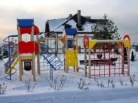 Общая детская площадка в Чулково Клаб