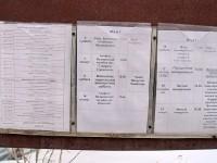 Расписание богослужений в деревянном храме