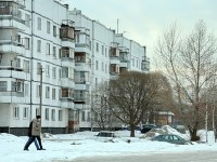 Старая застройка - улица Подмосковная