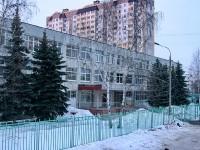 Здание школы в Островцах