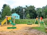 Площадка в Зеленой Слободе